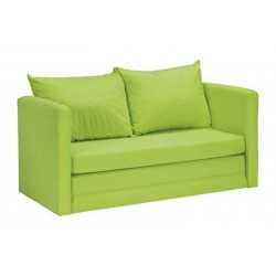 Zielona sofa dla dziecka z...